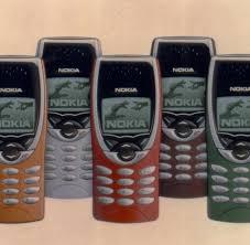 das Nokia 8210 lieben ...