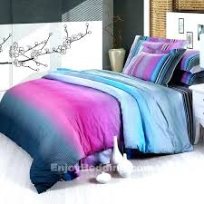 pink and blue comforter set purple best turquoise bedding sets collection full comforter set with furry erfly pillow turquoise purple pink