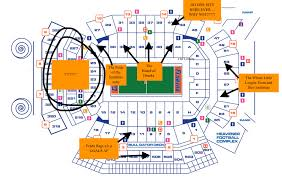 Ben Hill Griffin Stadium Seating Chart Visitors Section A Judgmental Map Of Ben Hill Griffin Stadium