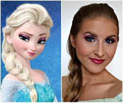 elsa makeup tutorial featured