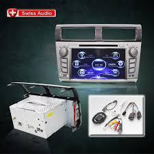 swiss audio 8 inch gps double din dvd car player perodua myvi 2 cogoo night view camera