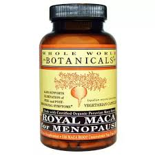 Whole World Botanicals <b>Maca Royal</b> Menopause