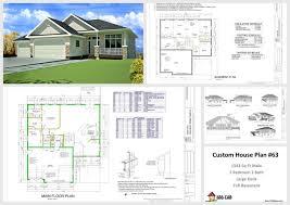 Spec Home Designs Autocad House Plans House Plans 32585