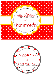 Free Printable Quote Card About Happiness Happiness Is Homemade