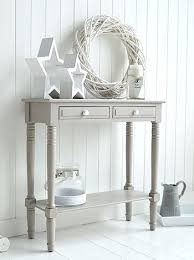 hall console table white. Endearing Hall Consoles Furniture With Best 25 Small Console Narrow Table . White