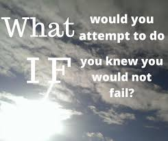 Positive Quote Of The Day Gorgeous Famous Positive Quotes What Would You Attempt To Do If You Knew You