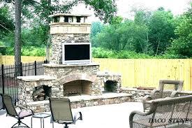 outdoor fireplace brick oven combo outdoor fireplace pizza oven combo fresh possible brick oven design home