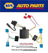 trailer wiring adapter in car truck parts 08 13 cts 4dr trailer hitch wiring harness t connector towing adapter 4