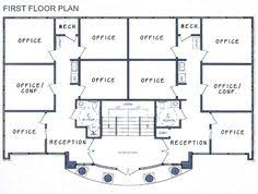 Commercial Floor Plan   Commercial Floor Plans   Pinterest    Decoration Ideas   Office Building Floorplans