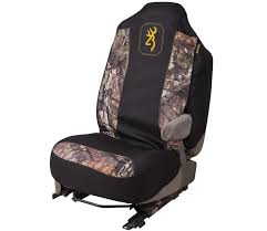 browning universal camo seat cover