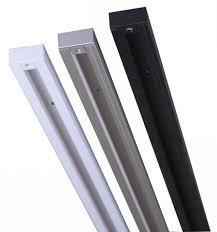 track lighting rails. Led Track Light 3 Wire System Aluminium In White, Silver Or Black  Lumos Lighting Rails