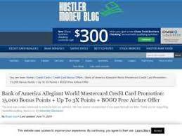 allegiant air credit card login