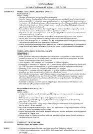 Banking Business Analyst Resume Sample Banking Business Analyst Resume Samples Velvet Jobs 10