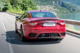 maserati coupe 2018. Exellent Maserati Maserati GranTurismo  Rear Intended Maserati Coupe 2018 E
