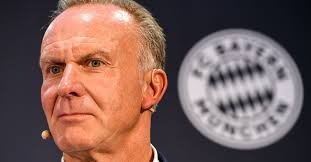Karl-Heinz Rummenigge publicly rebukes Robert Lewandowski ...
