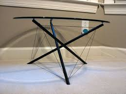 tensegrity furniture. Tensegrity Table-side Furniture T