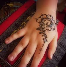 Small Picture 43 best Small HENNA images on Pinterest Henna tattoo designs