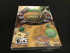 Free downloadable collection of popcap games, play them all by a single download. Pc Games Hidden Objects Pop Cap Ebay