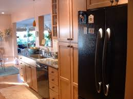 Full Size of Kitchen:amusing Picture Of At Plans Free Ideas Galley Kitchen  With Island ...
