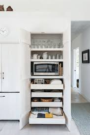 Microwave Furniture Cabinet 25 Best Ideas About Microwave Cabinet On Pinterest Microwave