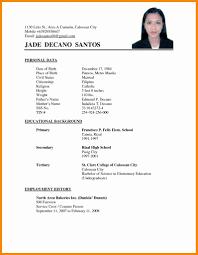 Resume Objective For Information Technology Student Inspirationa