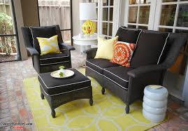 image outdoor furniture. Black Wicker Outdoor Furniture Image