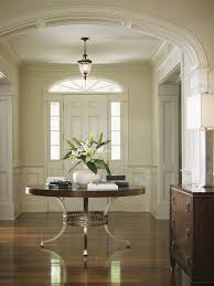 round foyer table contemporary the home redesign foy on excellent modern entryway table decorating wonderful black
