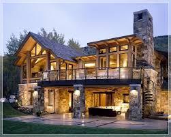 ... Strikingly Design Ideas 3 Modern Stone Home Designs Gallery ...
