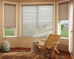 Living Room Bay Window Treatment Bay Window Treatments For Privacy Decorating With White Living
