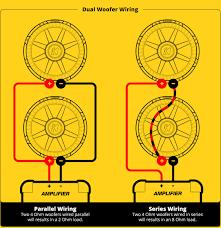 kicker l5 subwoofer wiring diagrams schematics with l7 diagram 2 Ohm to 1 Ohm at Kicker L7 15 2 Ohm Wiring Diagram