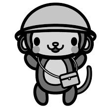 猿 オイデ43