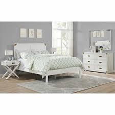 Parker 3-piece Double Bedroom Set, White
