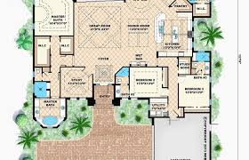 mexican hacienda style house plans beautiful spanish style courtyard house plans home interior homes of mexican hacienda style house plans