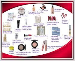 best makeup s middot list