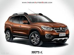 renault stepway 2018.  2018 indianautosblog rendering wizard srk design has put his photoshop tools to  work again this time visualising the upcoming duster inside renault stepway 2018