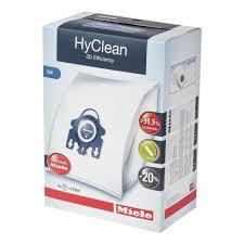 Мешки-<b>пылесборники Miele GN</b> HyClean 3D Efficiency — купить в ...