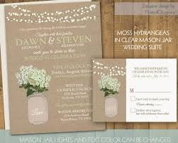 best 25 mason jar invitations ideas on pinterest floral Wedding Invitations Jars mason jar wedding invitation rustic mason jar country wedding invitations with hydrangeas and dangling lights wedding invitations rsvp
