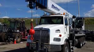 2016 Manitex Tc45142 Boom Truck