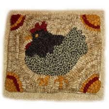 beginner rug hooking kit henny penny