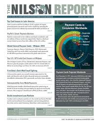 card and mobile payment industry news the nilson report newsletter archive