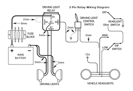 wiring diagram for spotlights wiring wiring diagrams instruction narva 68000 relay wiring at Narva Relay Wiring Diagram