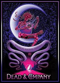 dead and company madison square garden nyc 2016