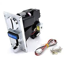 Vending Machine Parts For Sale Classy Hot Sale WINIT 48 Kinds Different Coins Acceptor Selector For Arcade
