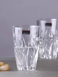 glass sets upto 70 off glasses water bottles tumblers at limeroad