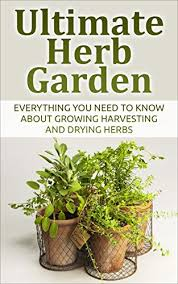 herb ultimate herb garden everything you need to know about growing harvesting and drying