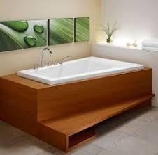 drop in bath bora