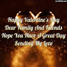 Happy Valentines Day Quotes For Family