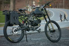 ride for your life the motoped black ops survival bike man of many