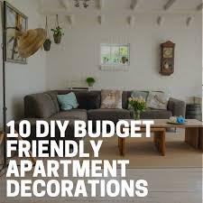 Apartment Decor Diy Impressive Decorating Design