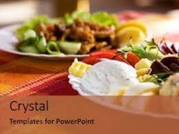 Powerpoint Templates Food Top Gourmet Food Background Powerpoint Templates Backgrounds